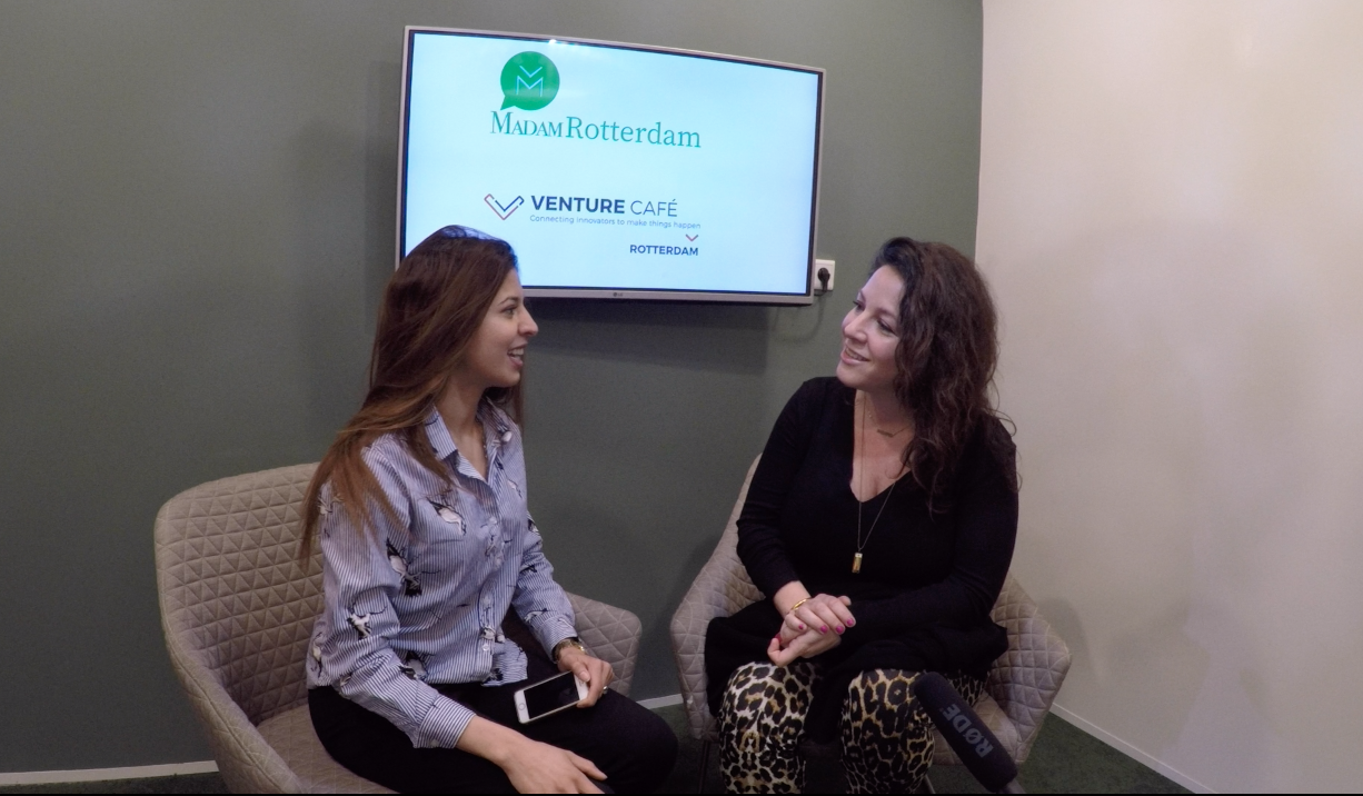 Madam Rotterdam & Venture Cafe Rotterdam