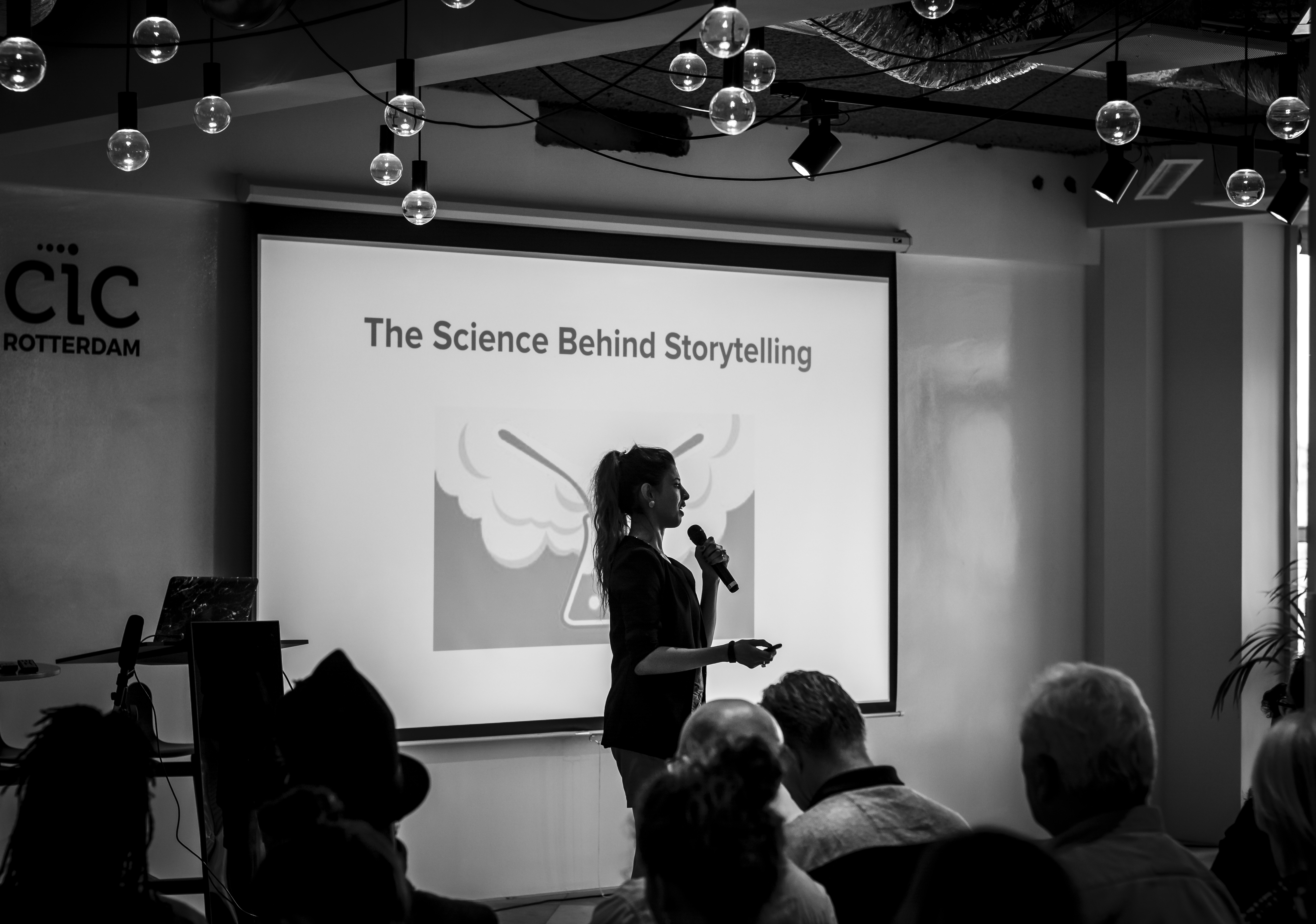 Storytelling Master Class – Storytelling in Your Pitch