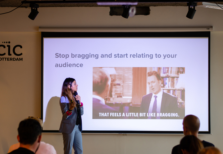 Storytelling Master Class – The Story Behind Your Business